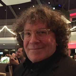 """Award-winning music/film composer Randy Edelman is my very special guest with """"Comin' Out The Other Side""""!"""