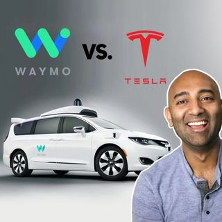 28. Waymo vs. Tesla Full Self-Driving Car | Two Bit da Vinci