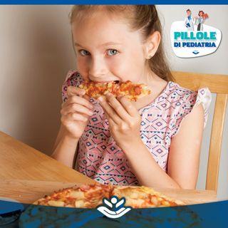 Pizza e bambini