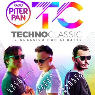 Ep.23- Techno Classic Special Edition ANTOLINI VS CORDI - 04-07-2020