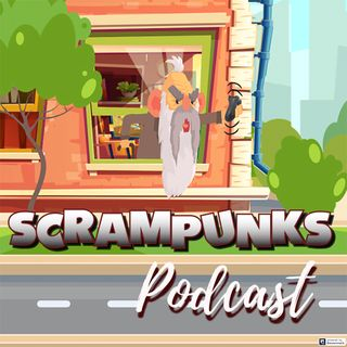 ScramPunks EPP0005 - Xbox GamePass, GoW, Anthem and more...
