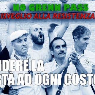 Il 28 Agosto tutti a Milano: Difendere la libertà ad ogni costo - Dietro il sipario - Talk Show