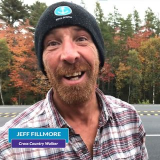 A Cross Canada journey for self healing