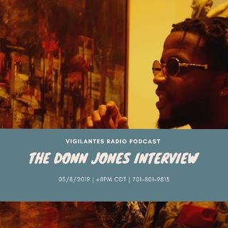 The Donn Jones Interview.