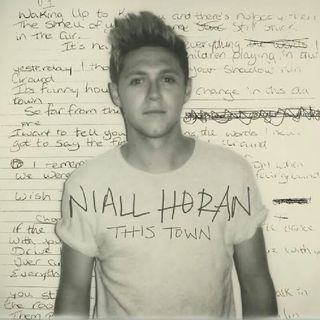"Niall Horan's ""This Town"" Cover By Divy Dwivedi"