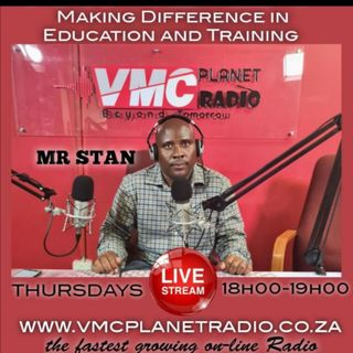 Siddeeq Railoun talks to Mr. Stan at VMC Planet Radio about what it means to be safe