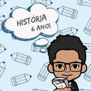 Ep. 05: (6° Ano): A Pré-História!