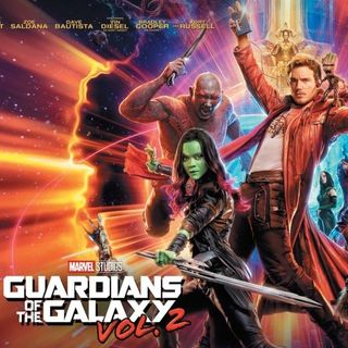 Episode 20: Guardians of the Galaxy Vol 2 Movie Review