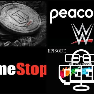 Episode 63 (GameStop, Justice League, Kevin Hart, WWE Network and more)