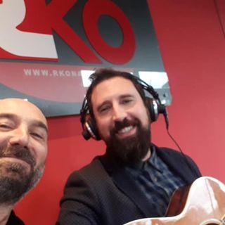 Intervista in studio con Matteo Palermo