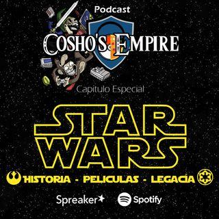 Cosho's Empire #16:  Especial Star Wars
