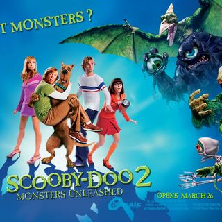 On Trial: Scooby-Doo 2 - Monsters Unleashed