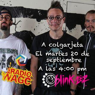 Radio WAGC Especial Blink 182