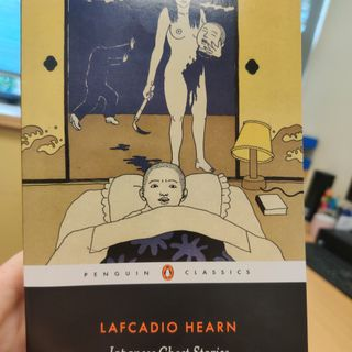 Paul Murray discusses a new Penguin Classics collection of Lafcadio Hearn stories.