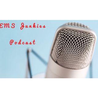 Episode 8 - EMS Junkies Podcast - Brett Bowen speaks Trauma
