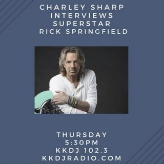Rick Springfield  Extended Interview