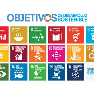 Objetivos de Desarrollo Sostenible I parte