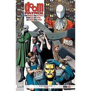 Source Material Live: Doom Patrol, Vol. 1 - Crawling from the Wreckage