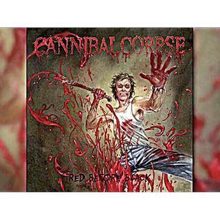 Metal Hammer of Doom: Cannibal Corpse - Red Before Black
