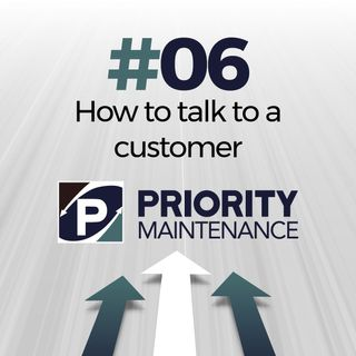 How to talk to a customer - Ep.06