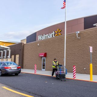 A bomb threat forces a Texas Walmart to go on lockdown.
