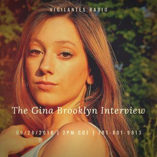 The Gina Brooklyn Interview.