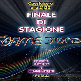 Forme d'Onda - Finale di Stagione - Marisa Gentile (caso Davide Cervia) - Maurizio Montalto (privatizzazione Acqua) - 27/06/2019