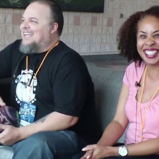 Get Ready for Hocus Pocus with Creators Dwight & Rebecca MacPherson on the Hangin With Web Show