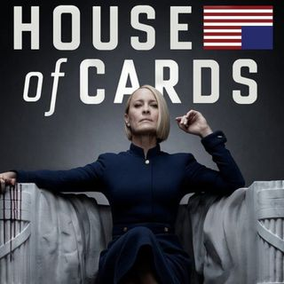 10. House of Cards: Series Finale.