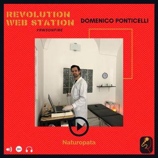 INTERVISTA DOMENICO PONTICELLI - NATUROPATA