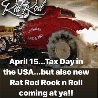 TDR ROCKS #154 w/ RAT ROD WORLD Premiere of New Single