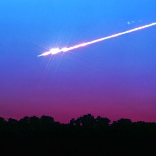 Missouri Meteor Asia trade deals and missiles over Israel