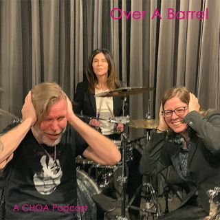 Is this about Over A Barrel the CHOA Podcast or Over A Barrel the film by Vivian Krause? Both!!!