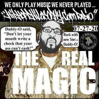 HipHopPhilosophy.com Radio - 07-27-20 - Monday Night Fresh