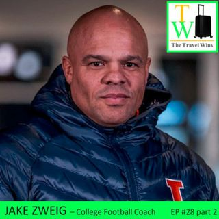 Jake Zweig - Navy SEAL and Football Part 2