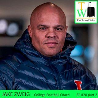 Jake Zweig - Navy SEAL and Football Part 2