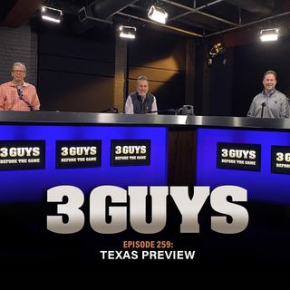 Texas Preview with Tony Caridi, Brad Howe and Hoppy Kercheval