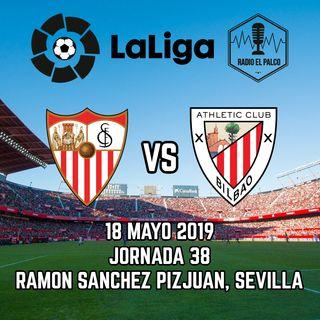 Sevilla vs Athletic Club en VIVO