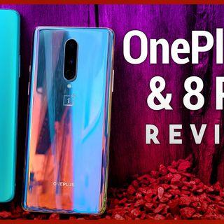 OnePlus 8 & OnePlus 8 Review