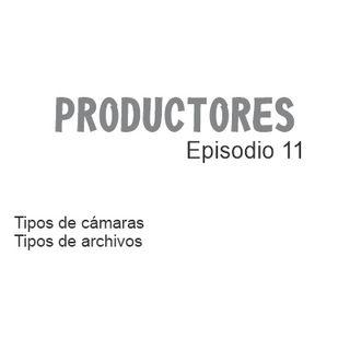Episodio 11 - Que tipos de archivos guarda una cámara y por que es importante