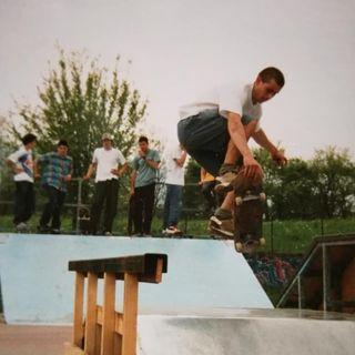 Gianluca Galli ci racconta la storia (e il futuro?) della skate park di Mel.