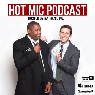 Ep 11 | WTH Just Happened? Post Mid-Term Election Thoughts | Hot Mic Podcast
