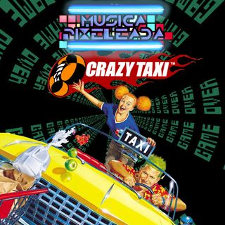 Crazy Taxi (Arcade)