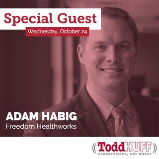 Adam Habig, Co-Founder & President of Freedom Healthworks