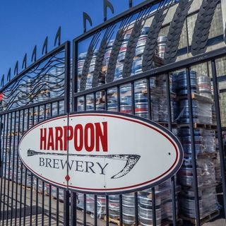 Episode # 53 - Harpoon Brewery - Chief Brewing Officer, Al Marzi