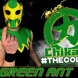 Episode #244: Chikara Pro 20th Season #Infinite Gauntlet - FIST / theCOLONY / The Dumpster Droese - Set for TODAY