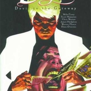 Source Material Live: Lucifer, Vol. 1: Devil in the Gateway
