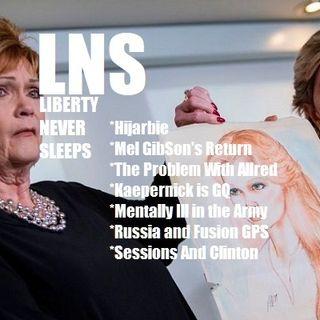 Liberty Never Sleeps 11/14/17
