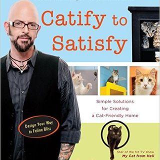 Jackson Galaxy Catify To Satisfy