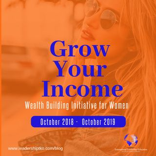 How to Build Determination Needed for Wealth Attraction (#GROWyourINCOME)